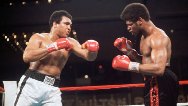 Muhammad Ali Leon Spinks 1 Мухаммед Али Леон Спинкс 1