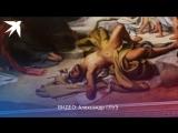 «Медный змий» без купюр: В Русском музее показали, что находится под слоем известной картины