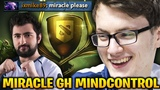 Miracle Gh Mind Control Battle Cup Super Fast Moving Speed