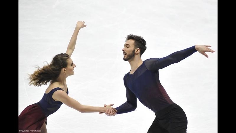 Gabriella PAPADAKIS _ Guillaume CIZERON - 2016 European Championships - FD