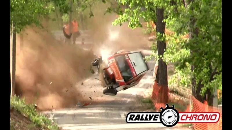 Best of Rallye Crash Compilation 2012 - 2017 [HD] - RallyeChrono