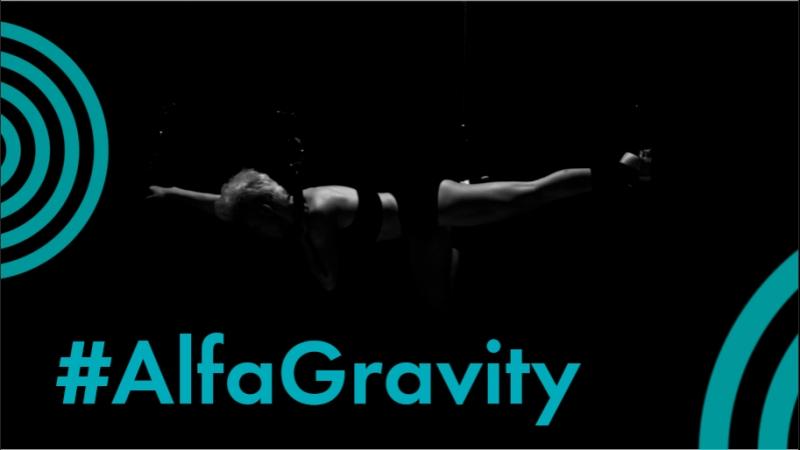 Самый таинственный видеоролик об AlfaGravity