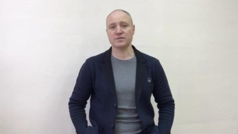 Алексей Заварницын Приглашение на тренинг