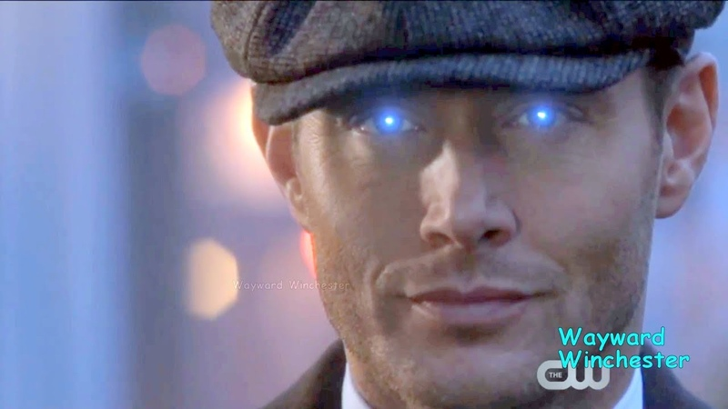 Supernatural 13x23 Ending Michael Takes Control Of Dean Leaves