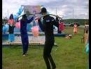 Конкурс танцоров с вёдрами- Кажим против Сыктывкара