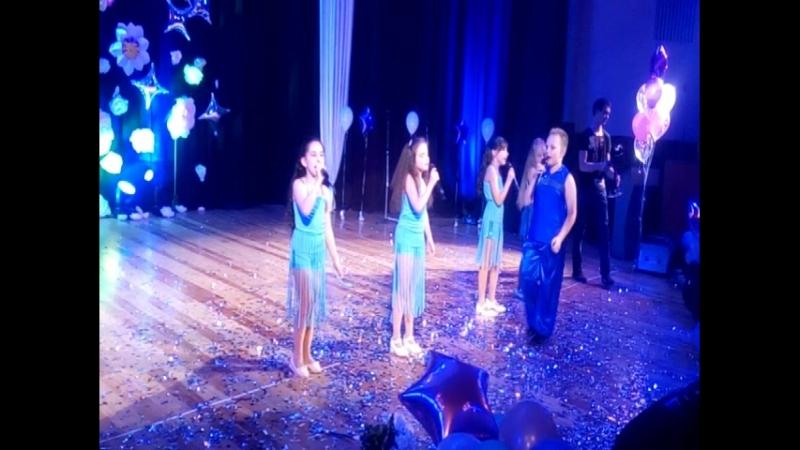 Отчетный концерт Образцового вокального коллектива