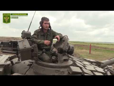 Совместные учения Народной милиции и силовых ведомств ЛНР