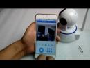 Видеонаблюдение через интернет это просто Камеру купил включил видео на смартфон получил