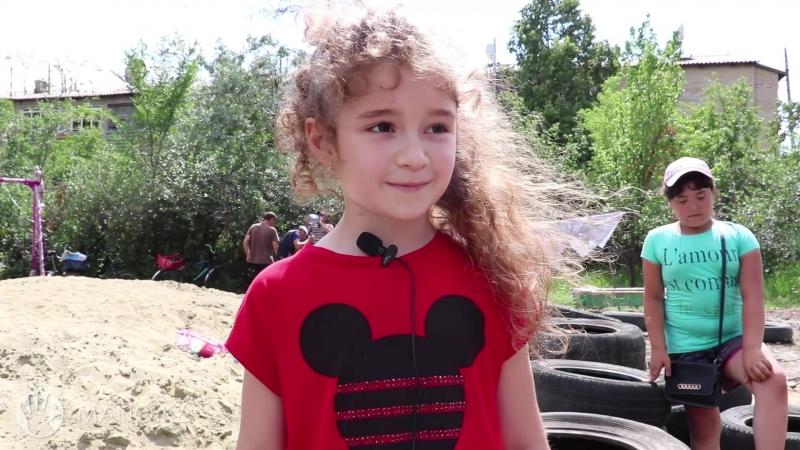 Детская площадка в Черемушках Скоро