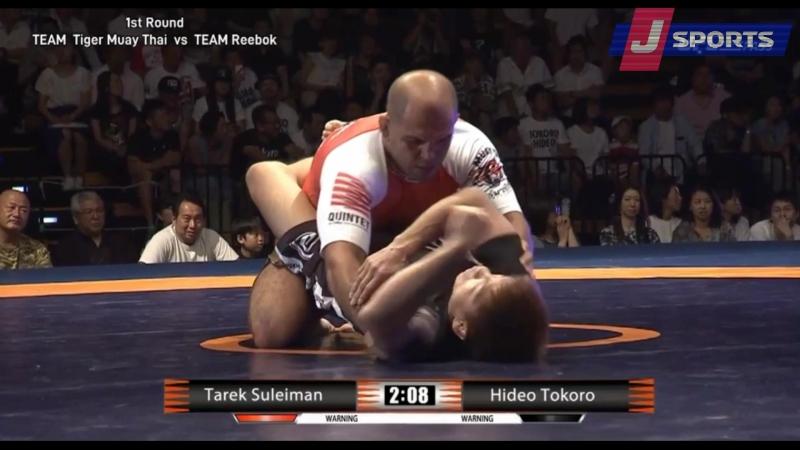 2 Tarek Suleiman vs Hideo Tokoro quintet2