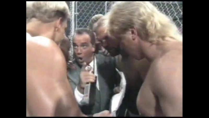 WCW WrestleWar 1992 part 2