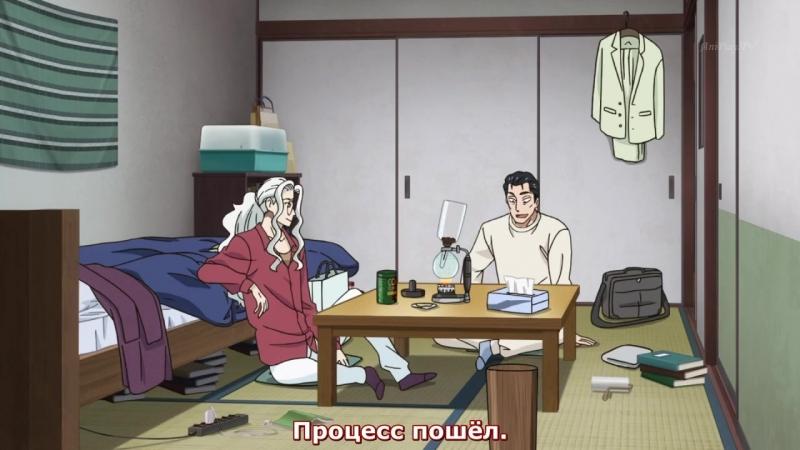Любовь похожа на прошедший дождь 11 серия Русские субтитры Koi wa Ameagari no You ni