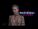 2018 › Интервью › Ванесса для «Heat» в рамках промоушена фильма «Миссия невыполнима: последствия»