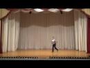 КОЛБАНОВ ВАДИМ VI городской конкурс детских и юношеских балетмейстерских работ «Начало»