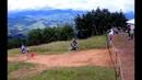 Мольфары самоучки колдуют на старте велотрассы горы Гемба Байк парк для горного экстрима на Закарпатье Гора Гемба у Пилипца Шутка или Всё включено 24 06 2018
