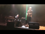 Jay Jay Johanson - On The Radio (Live in Moscow Glavclub Green Concert 01.03.2018)