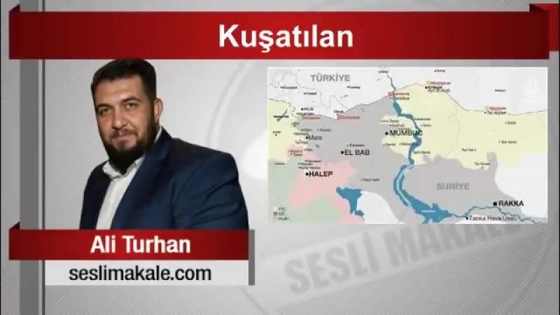 Ali Turhan Kuşatılan