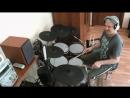 Плейлист - Из Космоса (drum cover Петра Трощенкова)