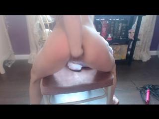 #PRon VixenxMoon - Quick Spanking  Stretching [ Fisting, Anal, Toys, Prolapse, Squirting, Dildo]