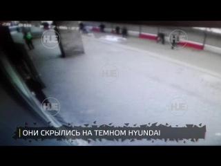 Пятеро грабителей с оружием и в камуфляже вынесли Бинбанк в Москве на $100.000