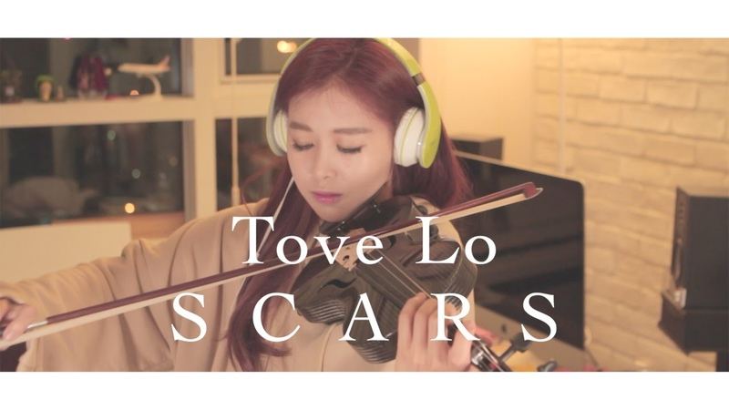 Tove lo - Scars (From The Divergent Series: Allegiant ) violin cover