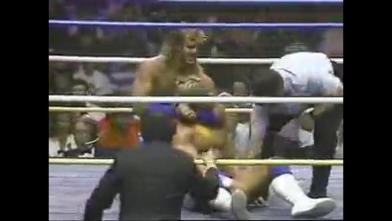 NWA WrestleWar 1989 Music City Showdown