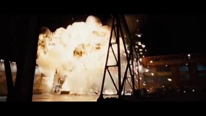 Виде клип к фильму - Смертельная гонка