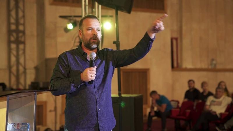 Сергей Лукьянов. Конференция пробуждения 2018 года. Москва, 5 - 8 июля.