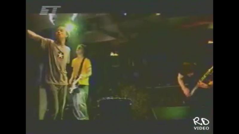 Дельфин - Я буду жить (Минск, Блиндаж 16.11.2001)
