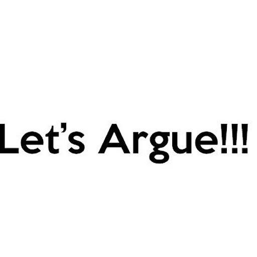 War альбом Let's Argue