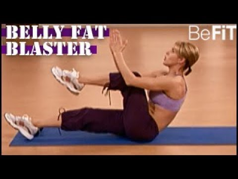 Belly Fat Burner Workout: 10 Min Solutions- Amy Bento