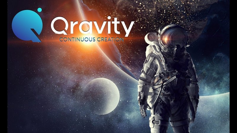 Qravity - Continuous Creation