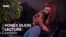 Honey Dijon Talks Early Chicago House, First Record Being A Party DJ | Boiler Room BUDx Santiago