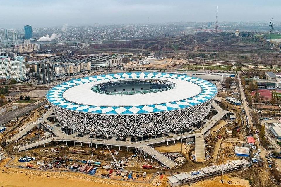 ЧМ по футболу – 2018 FIFA в Волгограде: расписание матчей, даты игр плей-офф, «Волгоград Арена» схема