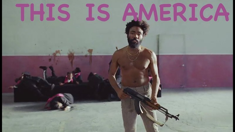 This is AMERICA. Что хотел сказать CHILDISH GAMBINO этой песней {Моя реакция и анализ клипа}