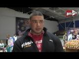 Трубин о своей борьбе с Силаевым на левую руку в категории OPEN на Кубке Азии