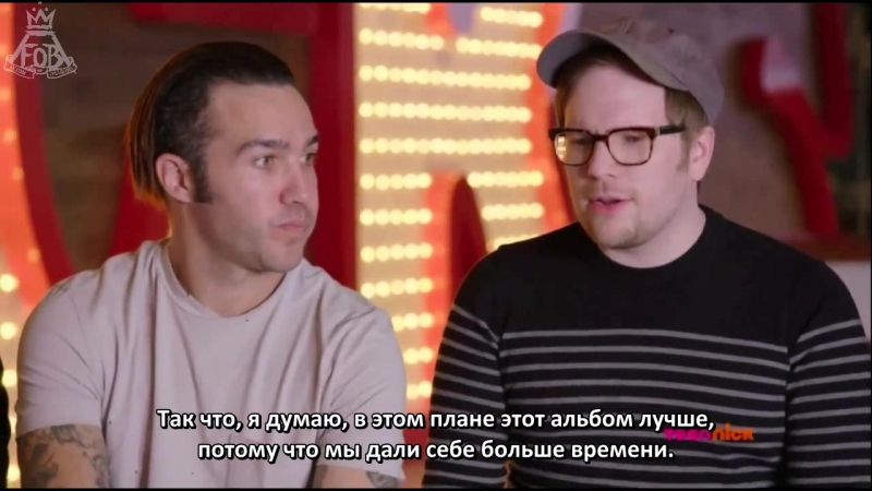 [RUS SUB] Interview with Nick Cannon