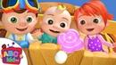 Humpty Dumpty | ABCkidTV Nursery Rhymes Kids Songs