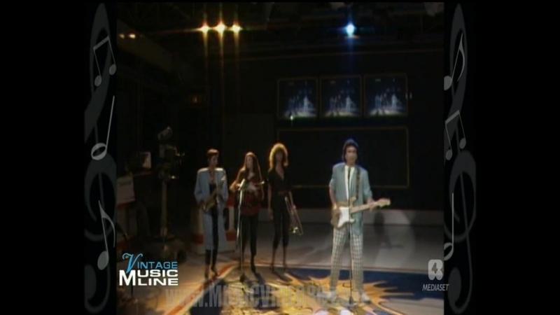 Toto Cutugno - Mi Paicerebbel (Superflash Show 1985))