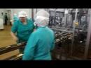 Новая фасовочная линия для сливочного масла