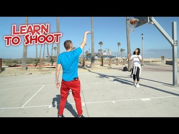 How To Shoot a Jumpshot Tutorial (Professor's Techniques)
