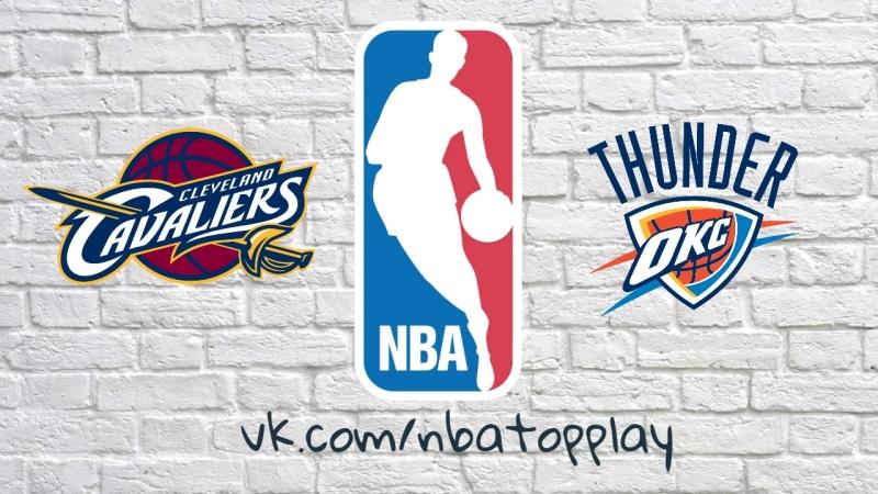 NBA 2017 2018 RS 13 02 2018 Cleveland Cavaliers vs Oklahoma City Thunder