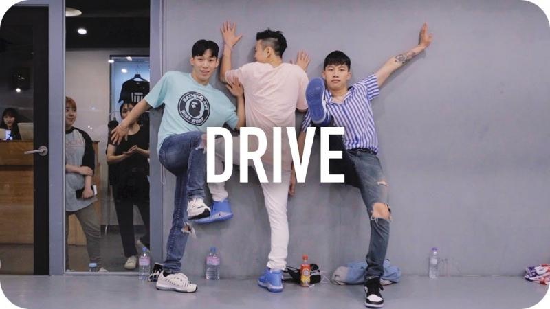 1Million dance studio Drive - Jay Park (ft. Gray) / Austin Pak Choreography