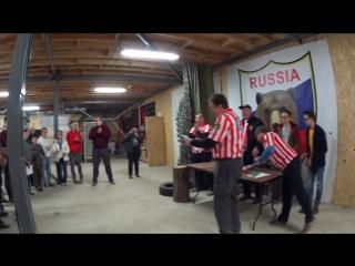 Видеозарисовки с кубка Московской области по практической стрельбе