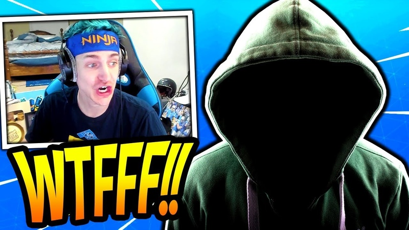 NINJA GETS KILLED BY A HACKER! HE WANTS HIM BANNED!! TFUE USES WALL HACKS! Fortnite SAVAGE Moments