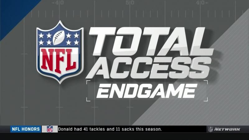 NFL Total Access: Endgame