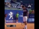 Самое смешное видео в истории тенниса