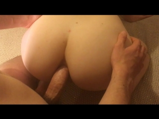 Misspalegirl - oiling then fucking then anal [anal, blowjob, homemade, amatuer]