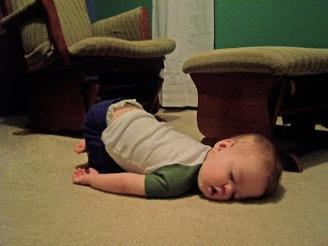 Kumpulan video bayi ngantuk berat lucu part 2