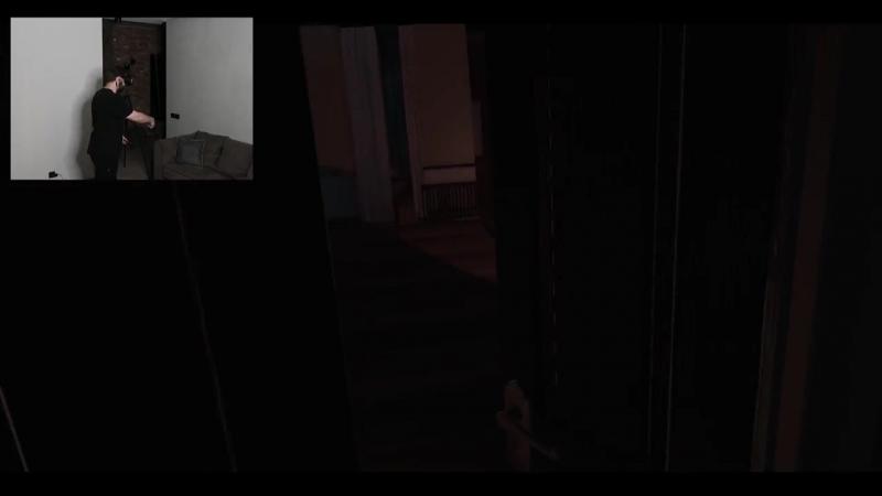 [Coffi Channel] ЧУТЬ НЕ ДОВЕЛИ ДО СЕРДЕЧНОГО ПРИСТУПА! САМЫЙ СТРАШНЫЙ ХОРРОР В ШЛЕМЕ VR В DONT KNOCK TWICE (ЖЕСТЬ)